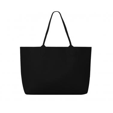 Reversy Large Tote Bag - Black