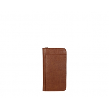 Holtan Card Holder - Cinnamon