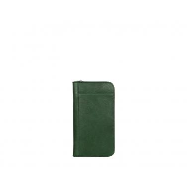 Holtan Card Holder - Peacock