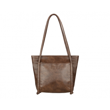 Harper Tote Bag - Coffee