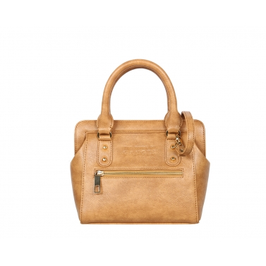 Halcrou Tote Bag - Sepia