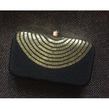 designer-womens-wear/black-cleopatra-clutch