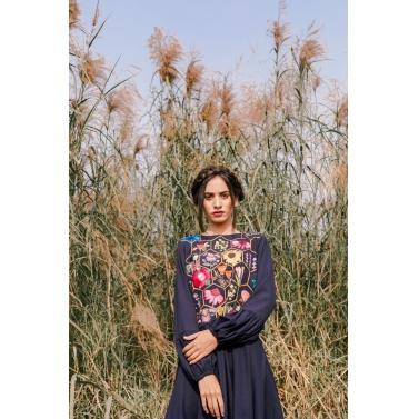 Boho garden dress