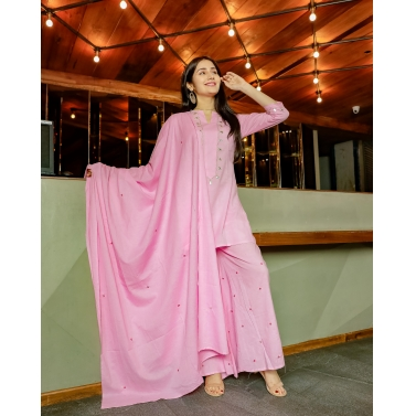 designer-womens-wear/pink-gotta-suit-set