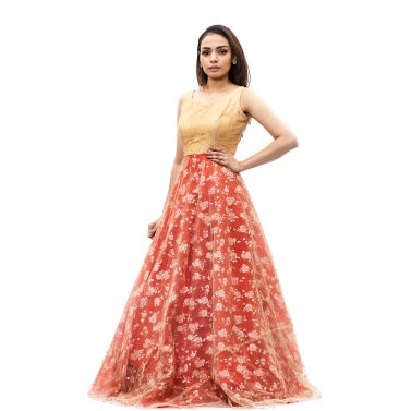 designer-womens-wear/red-floral-long-gown