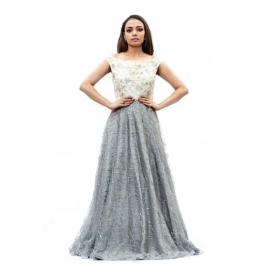 designer-womens-wear/grey-off-shoulder-long-gown