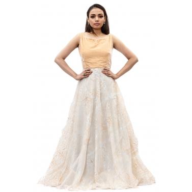 designer-womens-wear/beige-velvet-long-gown