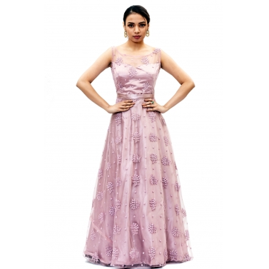 designer-womens-wear/light-wine-net-long-gown