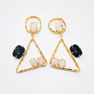 One Out Whimsical Earrings