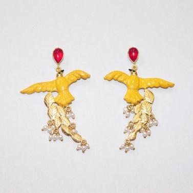 designer-womens-wear/winged-birds-of-paradise-earrings