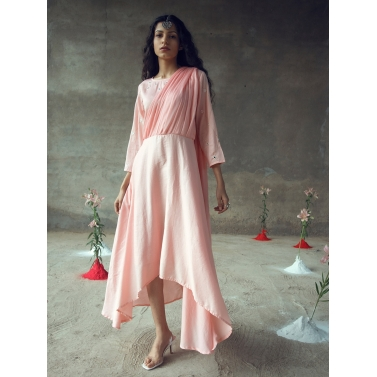 Laxamana Drape Dress
