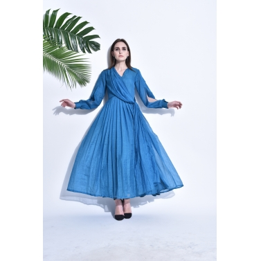 Kota Doria Dress
