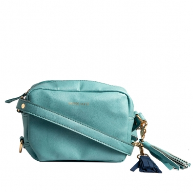 Throwback Pouch Sling Bag - Sky Blue