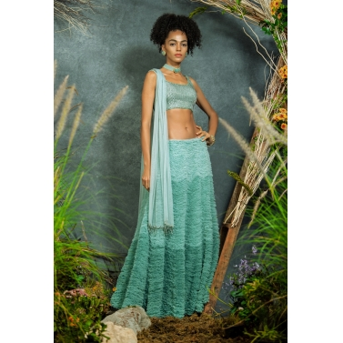 designer-womens-wear/multi-colour-frilled-tulle-lehengha1