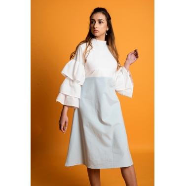 Victorian A-Line Dress