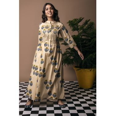 Sunflower Quad Anarkali Suit