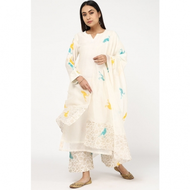 Faiza suit set