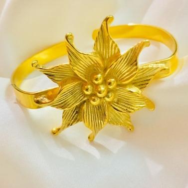 Sunflower Gold Handcuff