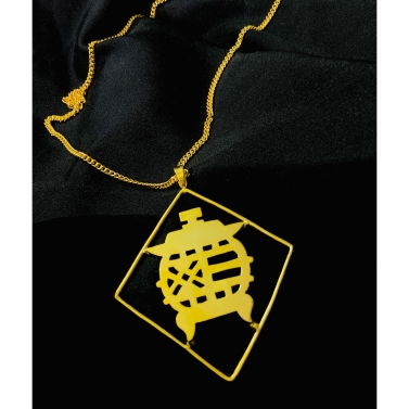 Lantern Fanar Pendent Necklace