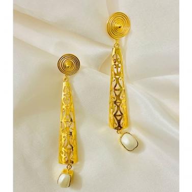 Hellwa Fresh Water Pearl Earrings