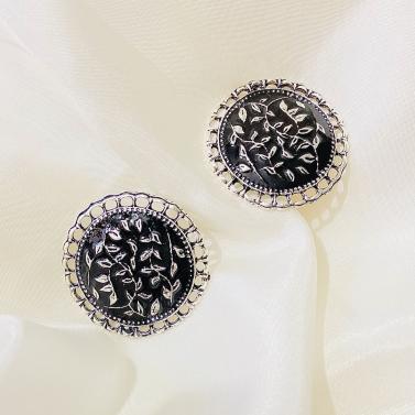 Chakrah Cameo Lapa Earrings