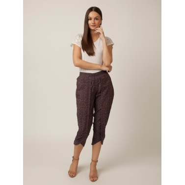 PAKHI TULIP PANTS - MULTICOLORED