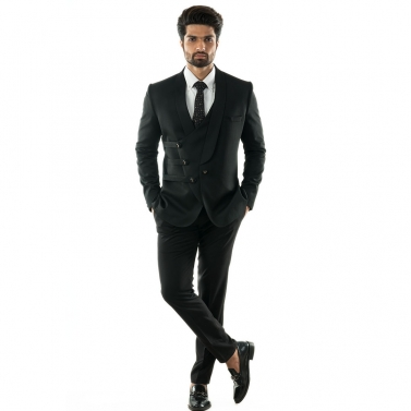 designer-mens-wear/a-2-piece-suit-with-a-stylised-waistcoat-detailing-on-the-blazer-paired-with-black-narrow-fitted-tr
