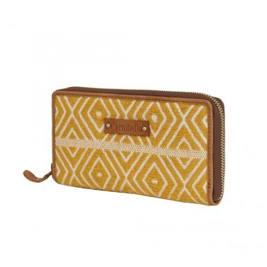 ELLA Wallet - Mustard