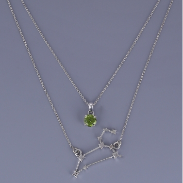Leo Layered Necklace