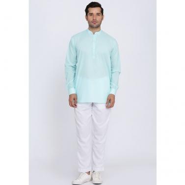 designer-mens-wear/sky-short-kurta