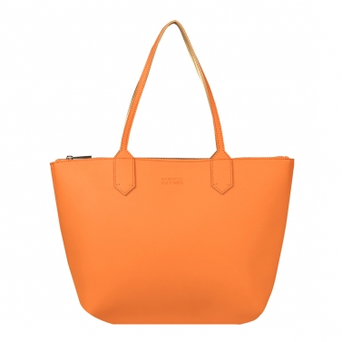 zippy tan medium tote bag