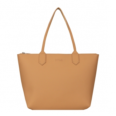 zippy latte medium tote bag