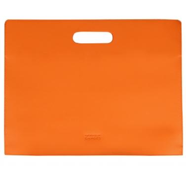 dailyo tangarine 15 inch large laptop sleeve