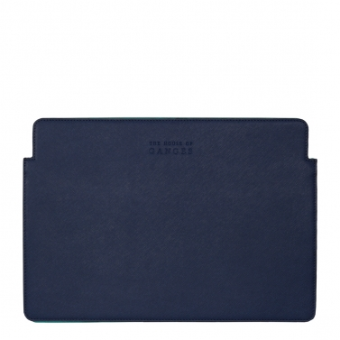 nowy 15 inch laptop sleeve - oxford blue