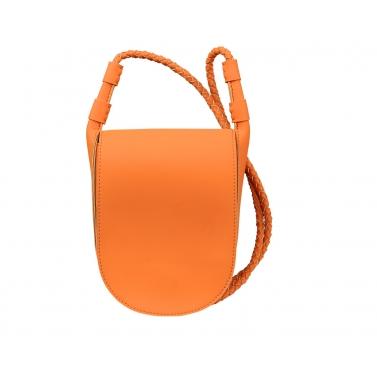 toss sling bag - tangerine