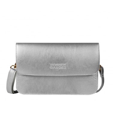 carlisle crossbody - metal