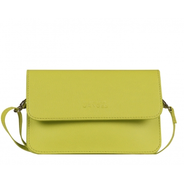 carlisle crossbody - lime
