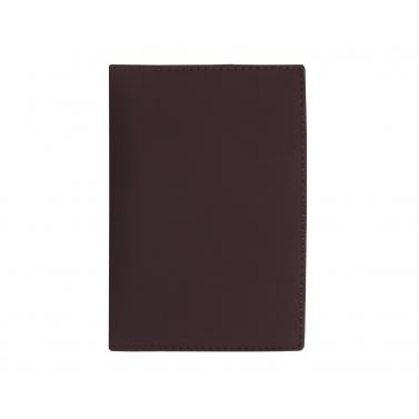 garnet passport cover - aubergine
