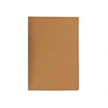 garnet passport cover - latte