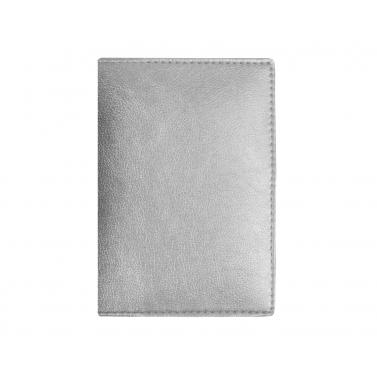 garnet passport cover - metal