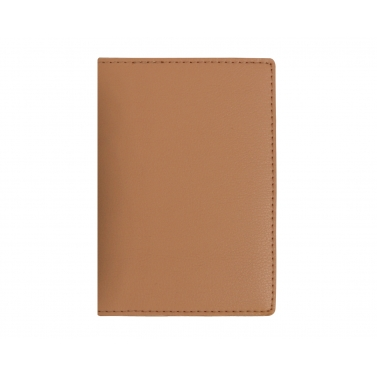 garnet passport cover - biscotti