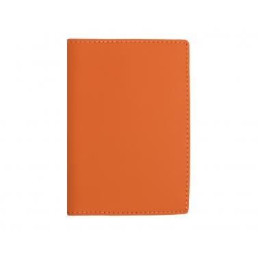 garnet passport cover - tan