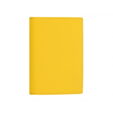 garnet passport cover - sunshine