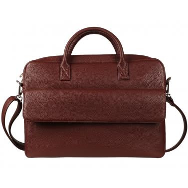 camdale laptop bag - pecan