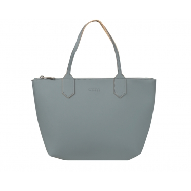 zippy tote bag - sky