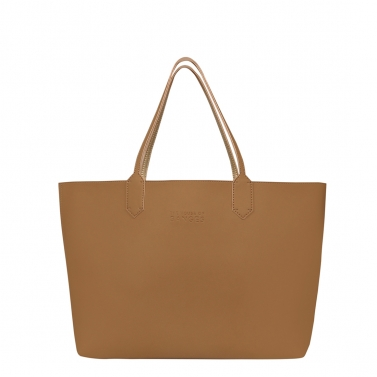 reversy large tote bag - Mud