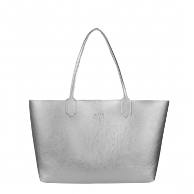 reversy large tote bag - silver1