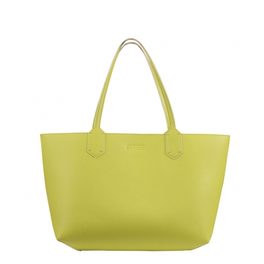 reversy large tote bag - lime