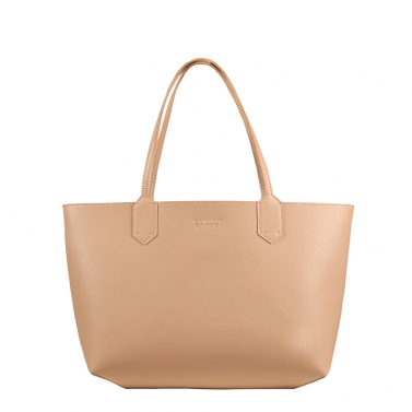 reversy large tote bag - nude