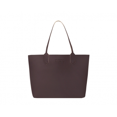 reversy medium tote bag - aubergine